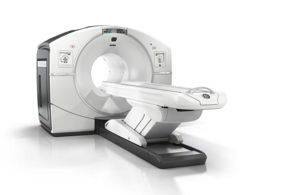 New Discovery IQ GE PET/CT Scanner